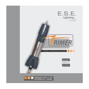 Kim thu sét ESE Primer 45 (Pháp)